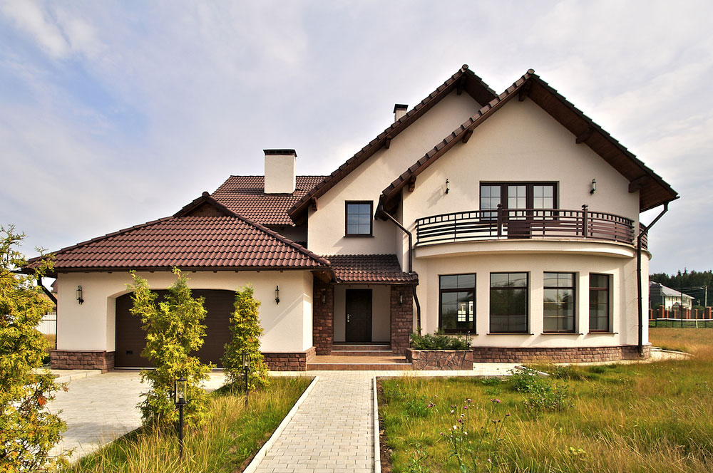 Дом мечты своими руками фото
