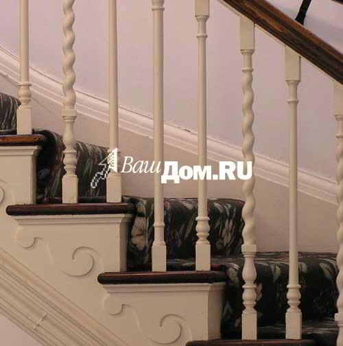 Балясины деревянные купить в Перми по выгодной цене