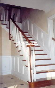 Расчет прямой деревянной лестницы онлайн на косоурах + 3D
