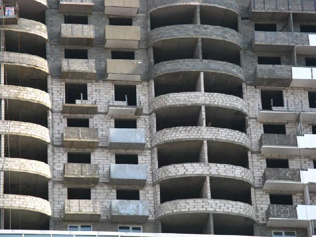 Ограждающие стены все чаще строят из газобетона