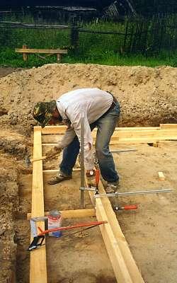 Строительство песочниц