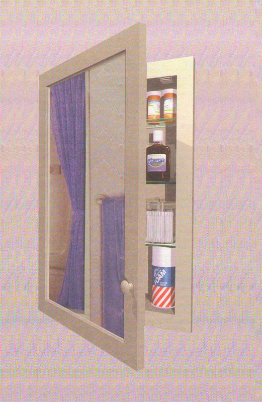 Новая аптечка для ванной своими руками