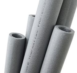 Мягкая пенополиэтиленовая теплоизоляция для труб