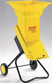 AL-KO Dynamic Micro. Электрический измельчитель садового мусора
