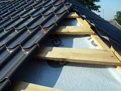 Как покрыть крышу металлочерепицей, как покрыть крышу профнастилом, как покрыть крышу ондулином, как покрыть крышу шифером