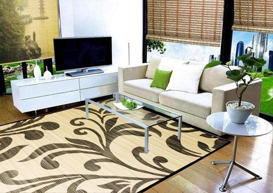 ковры в интерьере фото 1