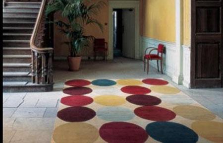 ковры в интерьере фото 9