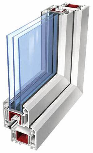 Двухкамерный стеклопакет повышает звукоизоляцию окна