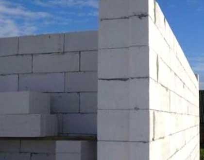 Газобетонные стены