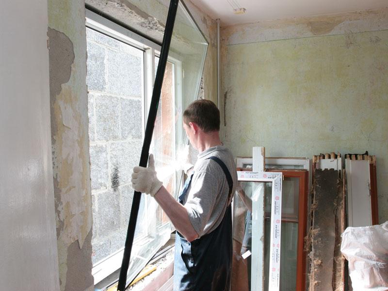 Монтаж окна пвх своими руками фото