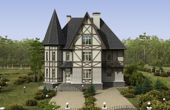 Фахверковая архитектура