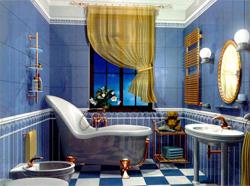 Дизайн ванной комнаты, ванная комната
