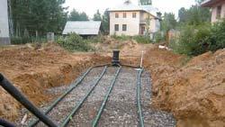 Подготовка инфраструктуры дома - одна из наиболее затратных статей строительного бюджета
