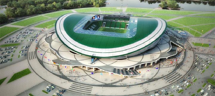 Стадион «Kazan-Arena»