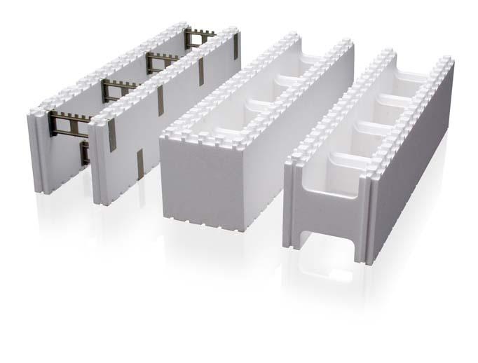 Пенополистирольные блоки для термодома