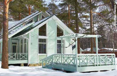Скатная крыша при утеплении требует строго соблюдения технологии