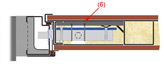 карман и защиты замка в СТАЛ 100