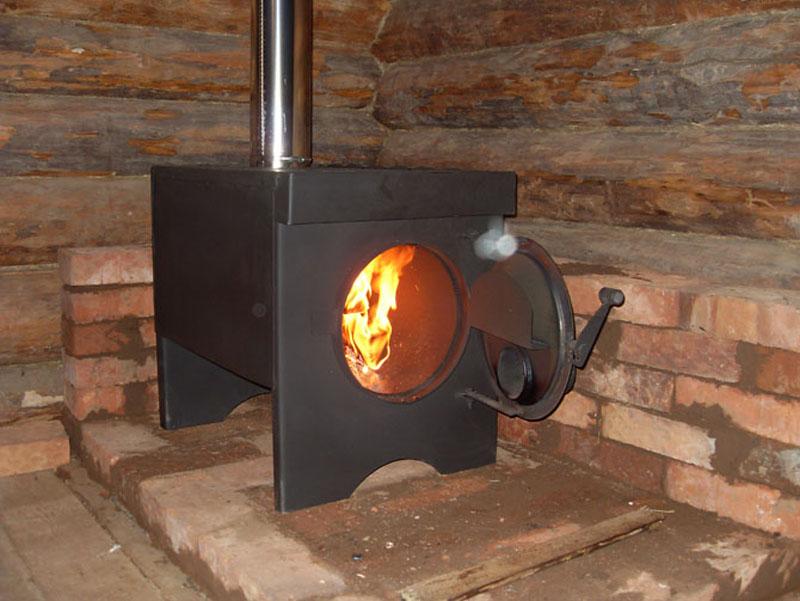 Как сделать отопление на даче