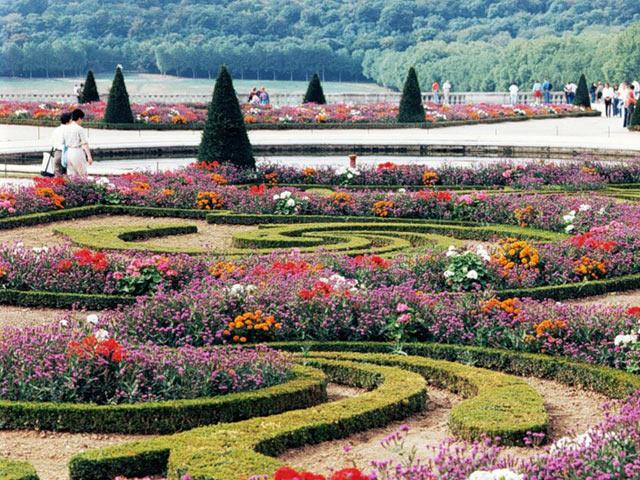 Ландшафты Версаля