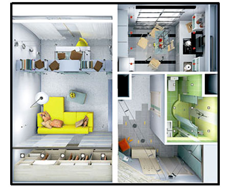 Перепланировка квартиры - forumrealtua