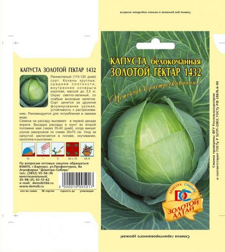 Лучшие сорта капусты с описанием