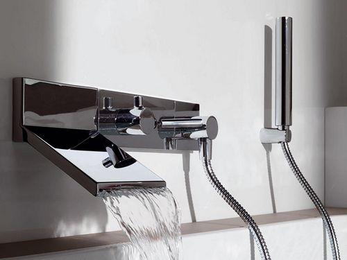 Поломка смесителя в ванной и ремонт своими
